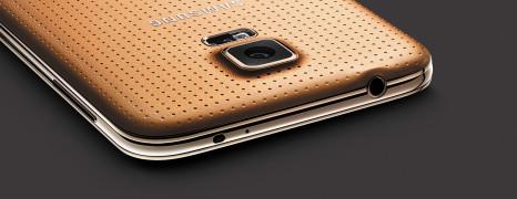 Neprekvapil, Samsung Galaxy S5