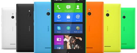 Nokia X, X+, XL s Androidom, plus Asha
