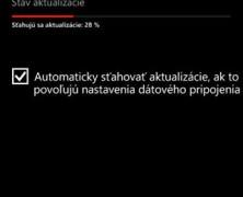 Videopohľad na WP 8.1