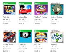 Zľavy  EA hier pro Windows Phone 8 až do 24. 4