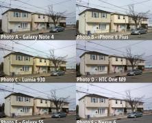 Fototest top smartfónov