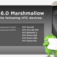 Ktoré HTC dostanú Android 6.0.