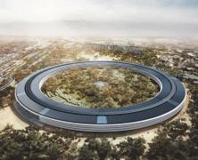 Apple Campus  – ako prebieha stavba?
