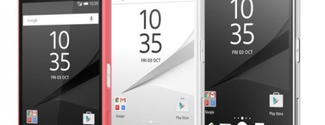 Sony Xperia Z5, Z5 compact, Z5 Premium