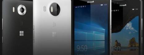 Microsoft Lumia 950 & 950 XL & 550