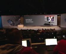 Microsoft briefing 2015