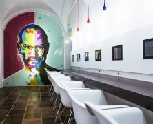Apple múzeum v Prahe